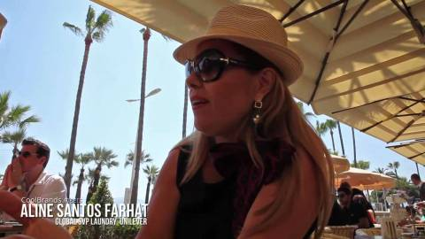 Aline Farhat Santos - Global SVP marketing